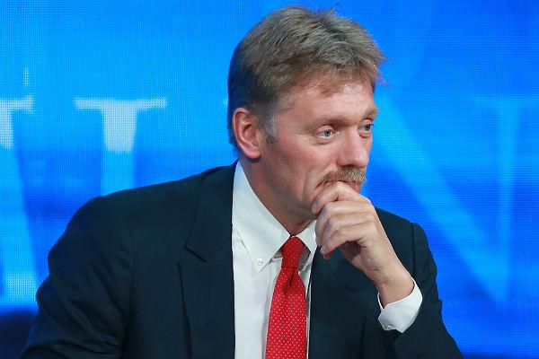 Мне досталось заошибку при подготовке к«прямой линии» президента— глава пресс-службы России