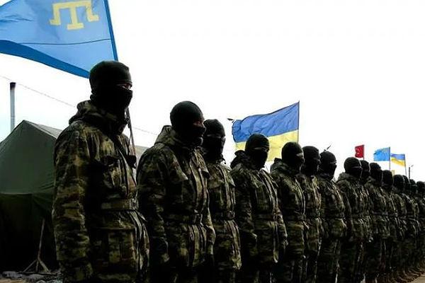 МОУкраины может предложить службу вармии крымско-татарскому батальону