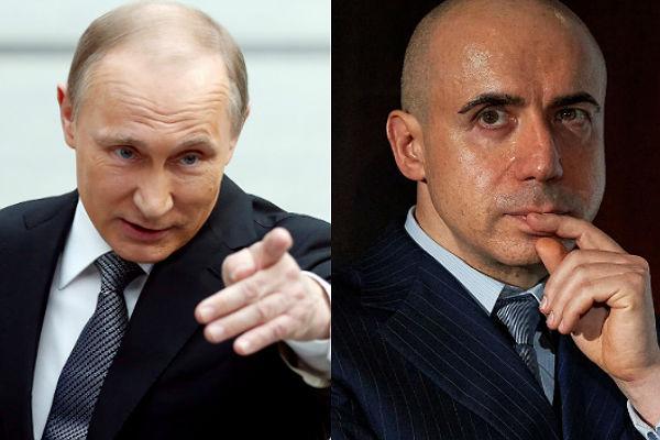 Путин снова оказался топе влиятельных людей мира по версии журнала Time