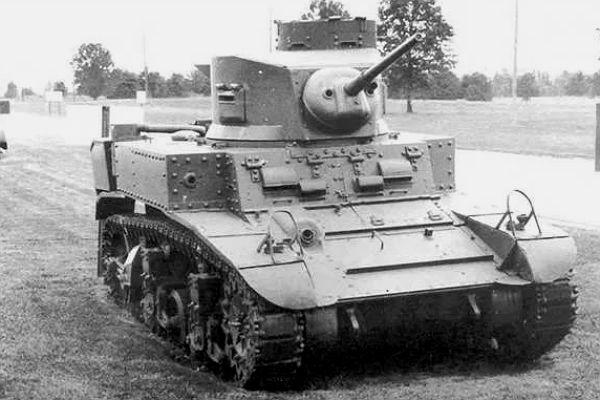 Изворонежской реки поднимут американский танк «Генерал Стюарт»