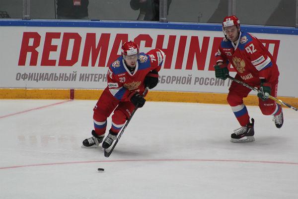 Хоккей. Чемпионат мира. РФ - Швеция