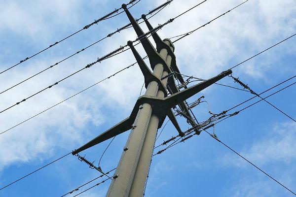 Шесть тыс. граждан Крыма остались без электричества из-за стихии