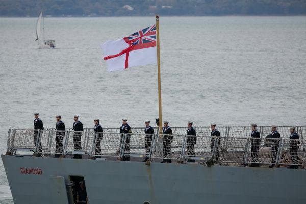 Английские самые новые эсминцы оказались уязвимыми перед подлодками РФ,— Sunday Times