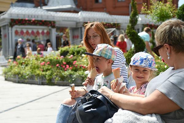 Гостями московского фестиваля «Цветочный джем» стали около 6 млн человек
