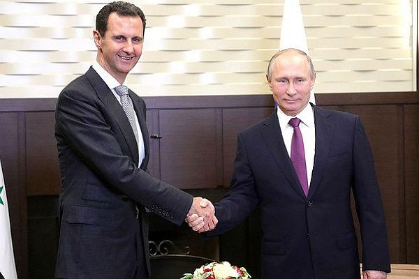 Военная операция вСирии заканчивается — Путин