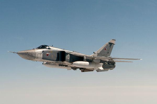 СМИ проинформировали о получении Сирией модернизированных бомбардировщиков Су