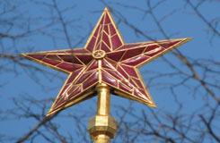 рубиновые звезды