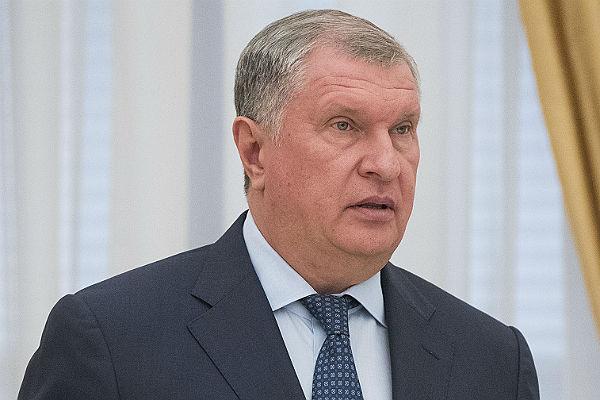 Песков сказал о местоположении неявившегося всуд Игоря Сечина