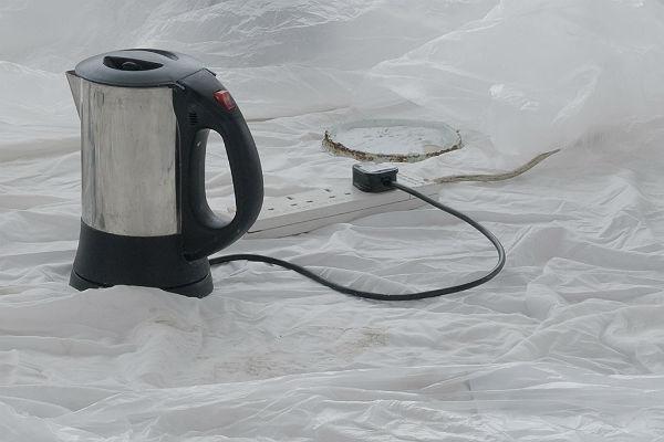 Разумный чайник потратил 11 часов, чтобы вскипятить воду