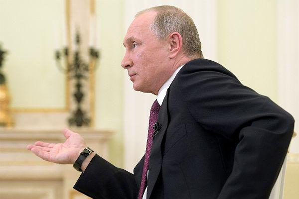 Российское «тише едешь…» неставит под угрозу развитие отношений сЯпонией— Путин