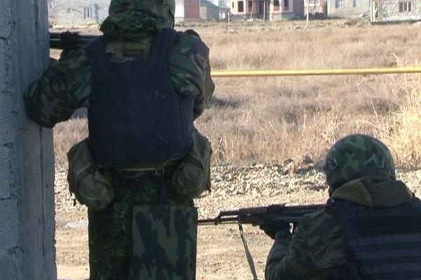 Водном изселений Дагестана введен режим контртеррористической операции