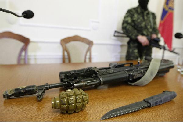 Милиция Одессы проводит масштабную операцию поизъятию незаконного оружия