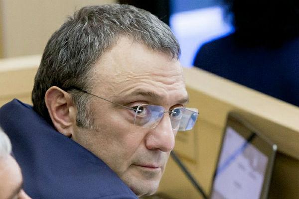 ВНицце задержали предпринимателя исенатора Керимова— Налоговые претензии