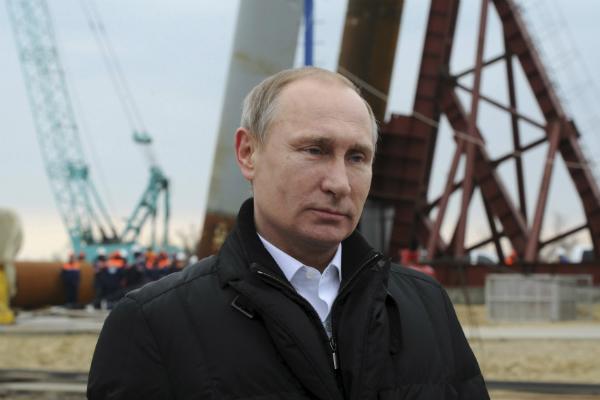 Путин заявил, что в Турции идет гражданская война и отдыхать там не стоит