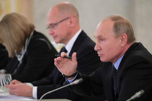 Кто-то целенаправленно собирает биоматериал граждан России с неведомой целью— Путин