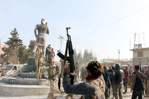 Иордания убедила сирийскую вооруженную оппозицию вернуться к переговорам