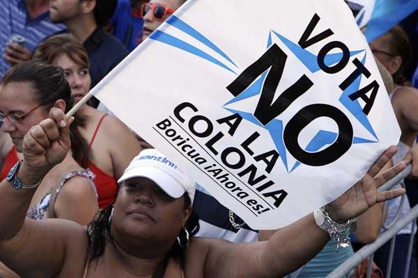 Референдум: Пуэрториканцы просятся в состав США