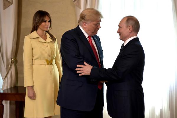Встреча вХельсинки: Как выглядит комната, где выступят Трамп иПутин