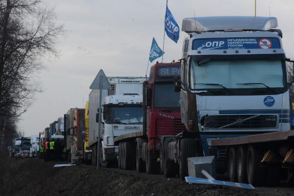 Минюст включил «Объединение перевозчиков России» всписок «иностранных агентов»