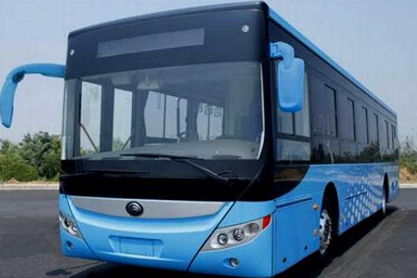 Власти столицы планируют запустить первые электробусы в будущем 2018г