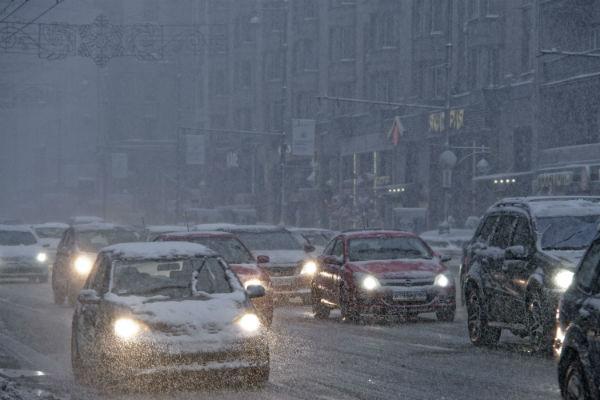 Москву ожидает резкое похолодание иметель