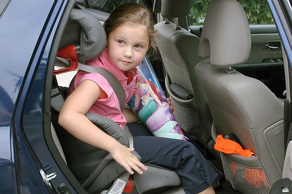 В России вступили новые правила перевозки детей в автомобиле