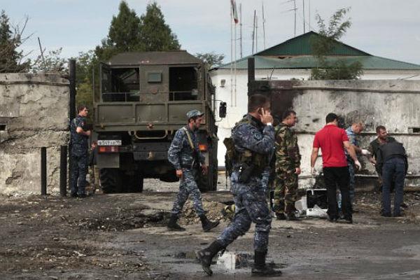 Не удалось путину остановить ИГИЛ на подступах к России: Сразу трое россиян подорвали себя у здания ОВД в Ставрополье