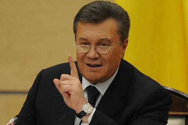 Янедавал «Беркуту» указа стрелять потолпе— Янукович