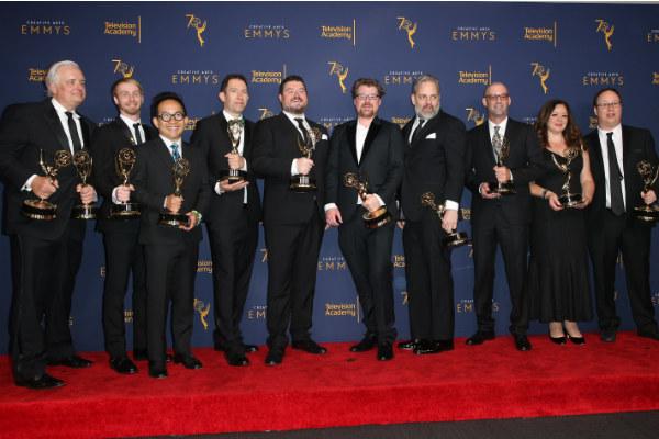 Мультсериал «Рик иМорти» получил премию «Эмми»