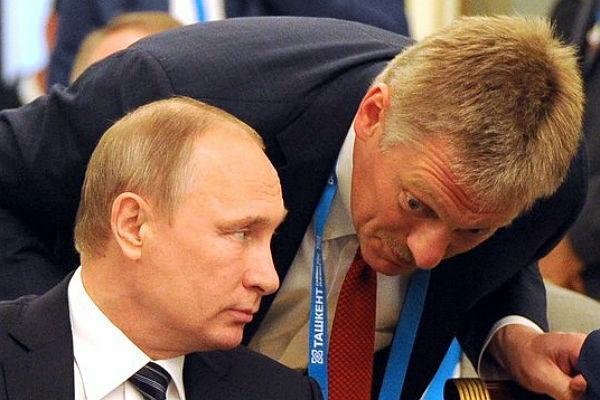 Песков: Визит президента РФ вКрым некасается Украины