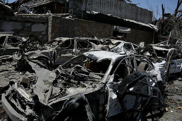 ВАфганистане в итоге подрыва авто погибли 12 служащих служб сил безопасности