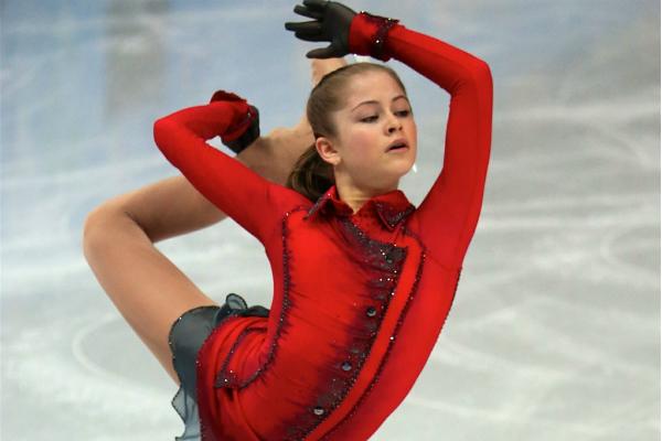 Фигуристка Юлия Липницкая рассталась с тренером - Газета Труд