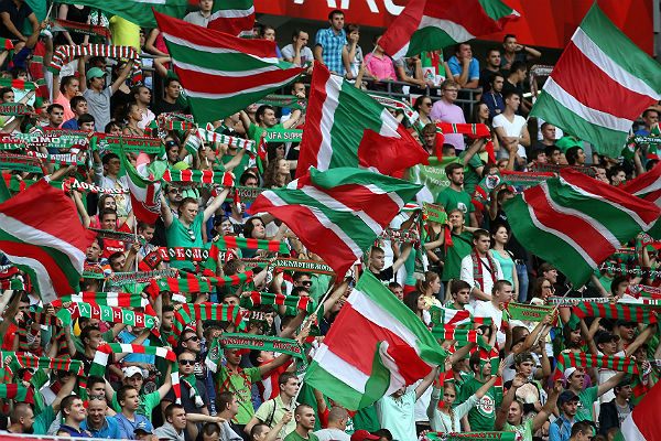 КДК оштрафовал «Локомотив» на 25 тыс. рублей за несогласованный баннер