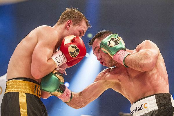 WBA вближайшие 2 дня объявит обаннулировании результата боя Чудинов— Штурм