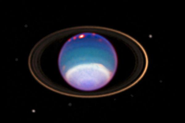 Астрономы предсказали космическую катастрофу рядом с Ураном