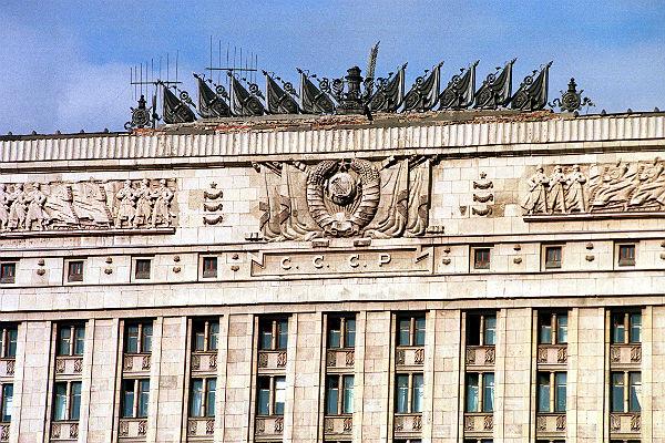 ВМинобороны сравнили объемы возведения в РФ спослевоенным периодом