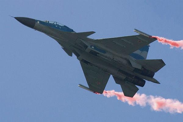 ВИндии разбился истребитель СУ-30МКИ национальных ВВС, есть пострадавшие