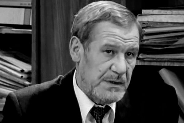 Скончался артист театра икино Виталий Шаповалов