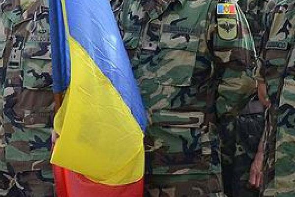 Молдавские военные прибыли на Украину