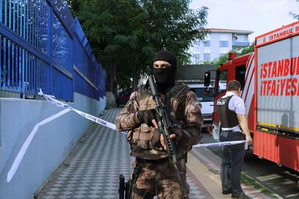 Еще один смертник подорвал себя вовремя полицейской операции вГазиантепе