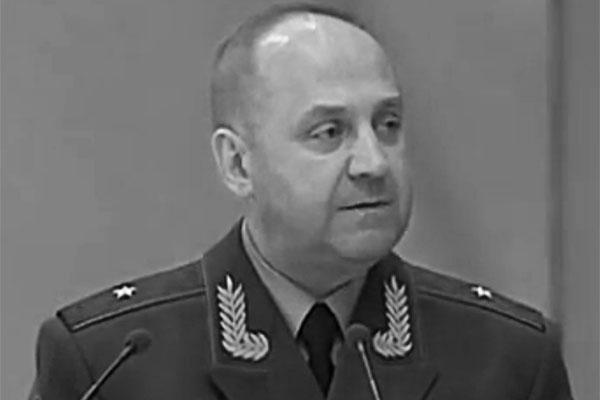 Умер начальник ГРУ Игорь Сергун