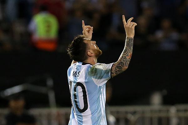 Аргентина подаст апелляцию относительно дисквалификации Месси