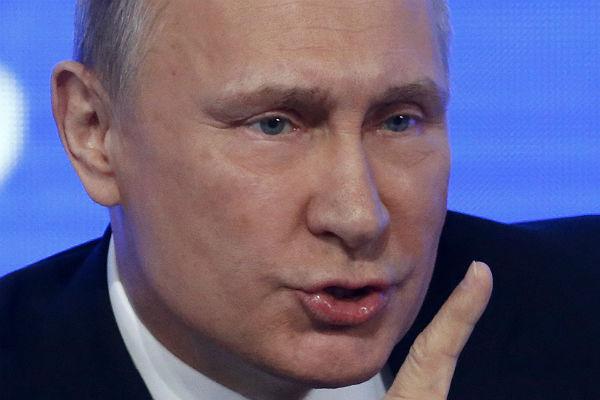 Владимир Путин поделился суждением опроблемах демократии США