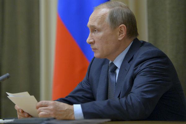 'Путин: «Происходит полная деиндустриализация Украины»' /