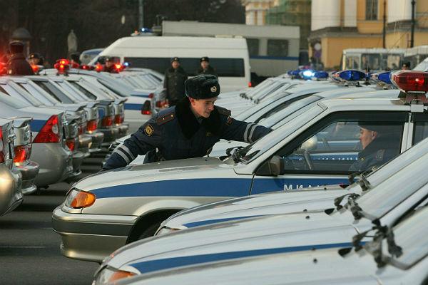 ФАС: МВД нарушило закон при закупке авто с«мигалками»