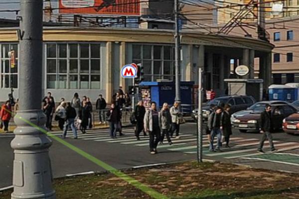 Собянин: Подземный переход уметро «Университет» даст возможность неопасно перейти дорогу