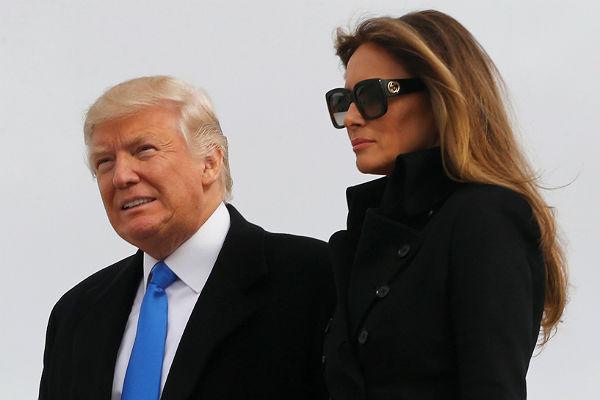«Магнат» Трамп ссемьей получили псевдонимы для охраны