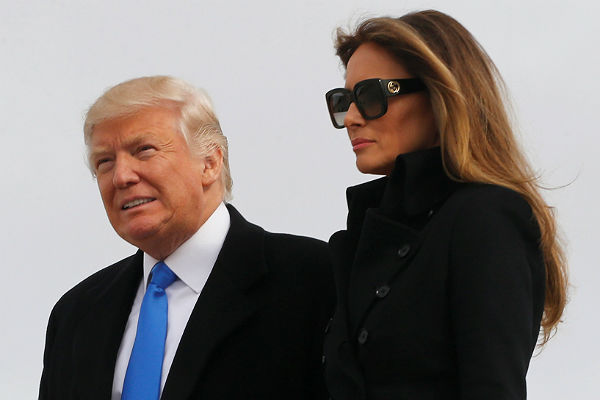 Спецслужбы США дали прозвища членам семьи Трампа— Магнат иМуза