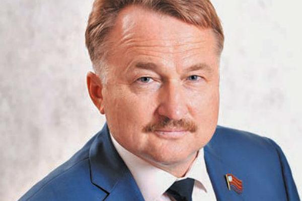 депутат областного совета рыбаков