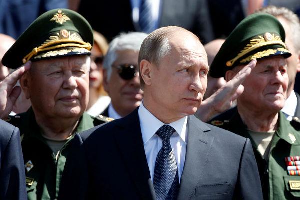 Российской Федерации нужно больше хорошей литературы, берущей задушу— Путин